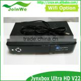 Jynxbox Ultra Hd V22 Satellite Receiver With Jb200 Hd Module,Dvb-s2,Atsc,Wifi Adapter Included For North America