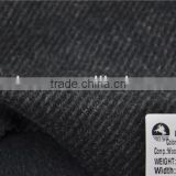 Wholesale high quality twill wool nylon woolen tweed pattern fabric