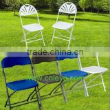 Factory Direct plastic folding chair wholesale wedding resin folding chair foldable plastic chair