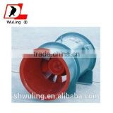 High Temperature Fire Fighting Mixed Flow Vane Axial Fan