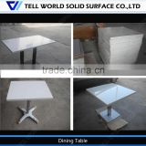 Factory supply cheap acrylic restaurant dining table ,Act now!!!