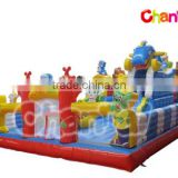 Century Animal baby Inflatable bouncy castle fun air city for Children