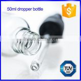 Empty 50ml glass dropper bottles perfume, clear glasss bottle                                                                         Quality Choice                                                                     Supplier's Choice