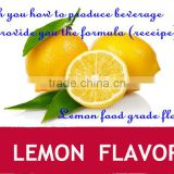 Lemon Flavor for juice powder food grade flavour