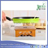 non-slip Heat insulation design Bamboo pot/bowl holder barware mat