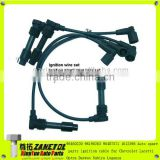 96460220 96190263 90487571 1612598 Auto spare parts ignition cable wire set for Chevrolet Lacetti Optra Daewoo Nubira Leganza