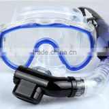 Diving Mask Full Dry Snorkel Scuba Diving Snorkeling Mask set Water Sports Scuba Equipment
