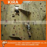 Factory price inflatable rock climbing wall, inflatable floating climbing for adult