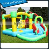 inflatable moon slide,inflatable bouncy with slide for party play,popular