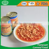 Wholesale Canned Baked Beans in Tomato Sauce in canned vegetables