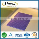 Wholesale beauty purple anti slip rubber bath mat                                                                         Quality Choice