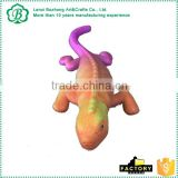 custom pu foam color changing chameleon stress ball for promotion