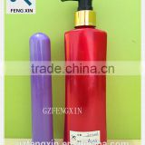 Personal Care Screen Printing Cream Use Shampoo Lotion Shower Gel PET Plastic Bottle and Pump