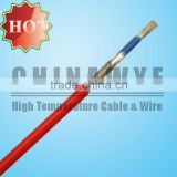 AWM UL3573 High temperature and fire-proof insulated silicone rubber wire