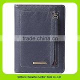 15224 2016 With Zipper Pocket Hot Women/Men Fashion Faux Leather Travel Passport Holder Cover ID Card Bag Passport Holder
