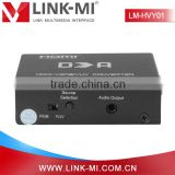 New Product LM-HVY01 HDMI Digital to Component VGA/RGB/YPbPr Analog Converter Box Compliant HDCP