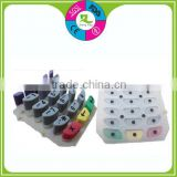 Customized Durable Black Conductive Silicone rubber button Keypad