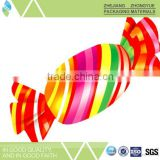 good grade colorful metalized printed candy wrapper