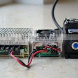 High Power Lab 1W 1000mw 1064nm Infrared IR Laser Dot Diode Module + TTL 0-30KHZ Modulation + TEC Cooling w/ Type A PS-I Supply
