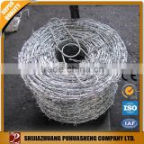 wholesale China merchandise galvanized decorative barbed wire fencing