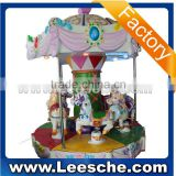 2015 kiddie rides for sale coin operated merry go round horse carousel amusement ride for children