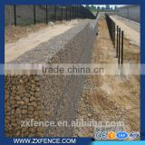 Wholesale ISO9001 hesco bassion/military barrier PVC Coated gabion mesh