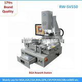 17th Years Top brand BGA rework station for iphone Android Smartphone Mobile phone RW-SV550