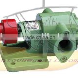 KCB Gear Oil Pump/1.5 Inch Size Pump/Hydraulic oil pump/transfer crude oil ,diesel ,lubricant oil with rotary gear pump/