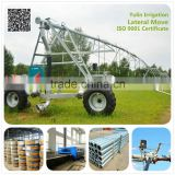 Farm Sprinkler Water Irrigation Watering Systems With Mobile Control
