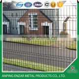 Hot sale and beautiful fence 3d models with galvanized