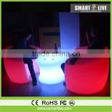 d rgb led cube chairs Multi color for hotel electronics led component for candles