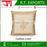 Private Label Indian 100% Cotton Cushion Cover