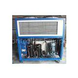 Stainless Steel Water Tank Air Cooled Laser Water Chiller Without Auxiliary Cooling System