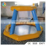 Inflatable water game,floating basketball hoop,pool basketball play games