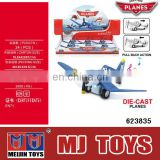 6pcs educational small planes for sale