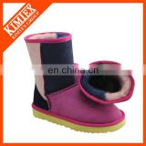 snow sheepskin boots manufacturer