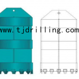 Diaphragrm Wall Chiesel 600mm-3000mm for piling foundation work