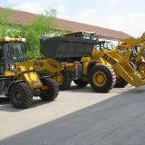Cloud Pillar ZL12 front end wheel loader for farm