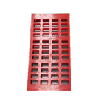 High Quality Polyurethane screen panel for Mine Drilling