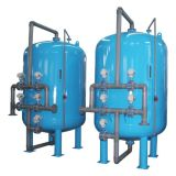 Petroleum chemical industry wastewater treaement  sand filter