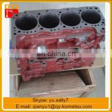 Hino engine parts J05E cylinder block for kobelco excavator
