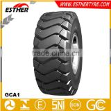 Alibaba china hot sell radial otr tyre for container fork lift
