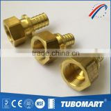 Chrom or nickel plated 180 series Russia style PEX pipes brass healthy and non-toxic sliding fittings                                                                         Quality Choice