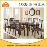 cheap antique appearance oak wood 8 seater dining table                                                                         Quality Choice