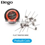 Original SSOCC coils, Atlantis coils, Ego one coils & Prebiult coils for RBA RDA in stock from China