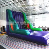 2015 inflatable Velcro wall jumping fun