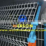 senke high security weld mesh panel fence for garden,road ,border security