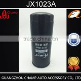 Hot sale ! Good quality ! spare parts oil auto filter JX1023A used for business car / truck / engines