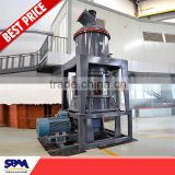 SBM high efficiency Plaster powder making machine with ISO
