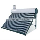 300L 30 solar tubes compact unpressurized solar water heater